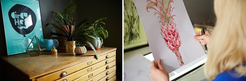 ini-neumann-illustratorin-ananas