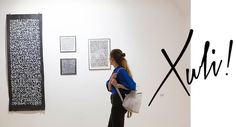 jana-federov-xuli-affenfaust-galerie