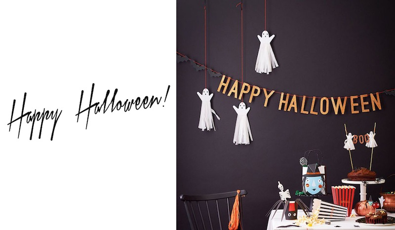 halloween-partydeko