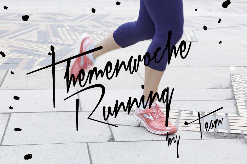 Themenwoche #40 | Running: Den richtigen Laufschuh finden