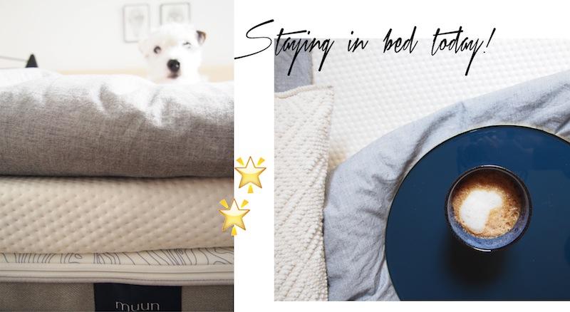 themenwoche 42 schlafen die muun matratze im test femtastics. Black Bedroom Furniture Sets. Home Design Ideas