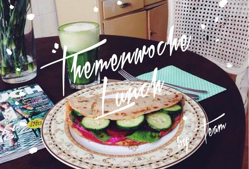 Themenwoche-Lunch-Buchweizenpfannkuchen