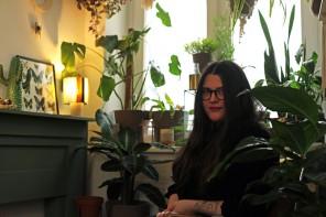Die Makramee-Revolutionärin: Andrea Cseh von Studio Hammel