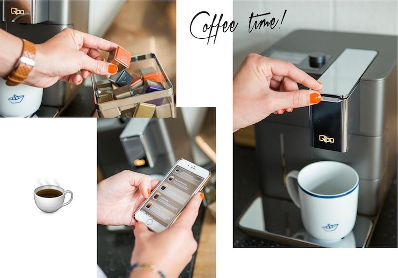 Qbo-Kaffeeautomat