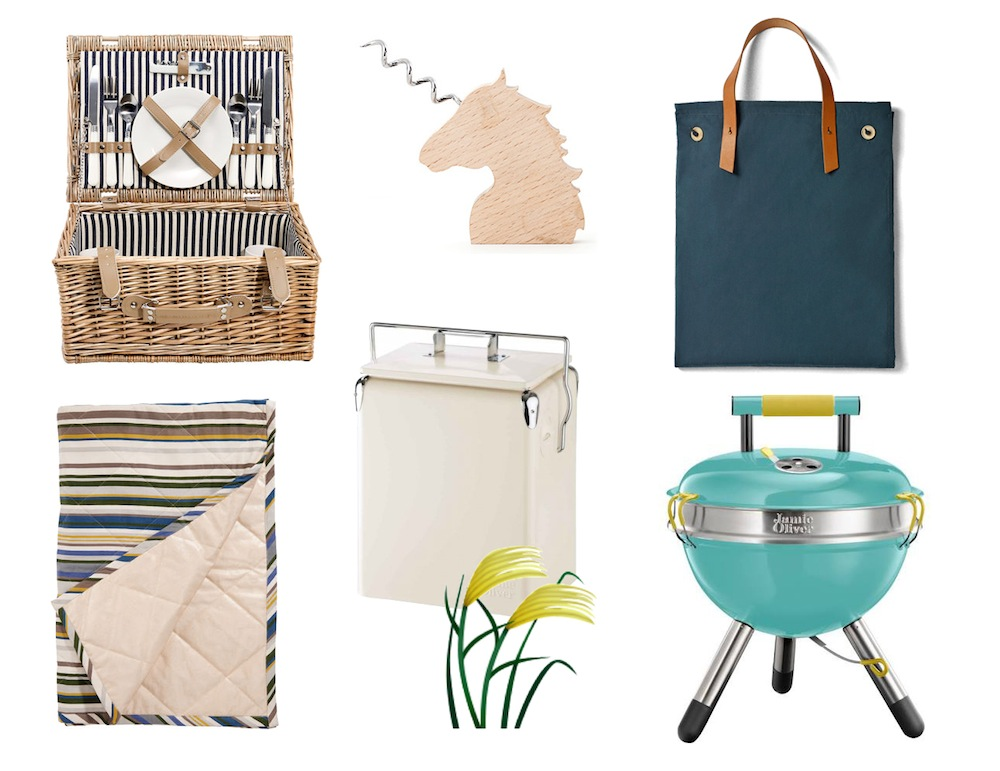 picknick-equipment