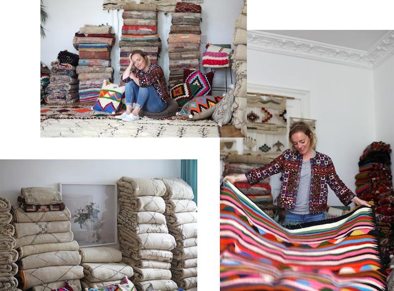 Teppich berlin  Teppich-Crush: Das neue Label Berberlin von Julia Schauenburg ...