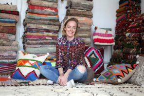 Teppich-Crush: Das neue Label Berberlin von Julia Schauenburg-Kacem