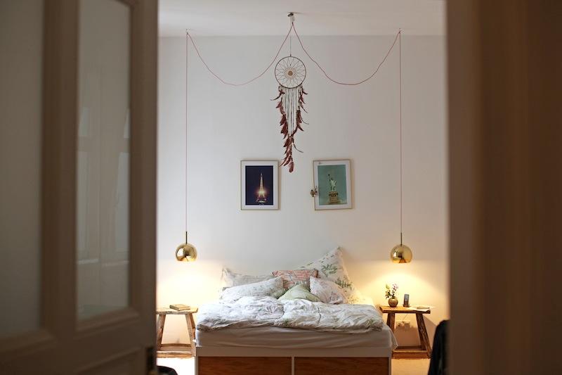 Berberlin-schlafzimmer