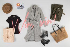 Gewinnt ein Stefanel-Outfit von brands4friends und ein Streetstyle-Shooting mit femtastics