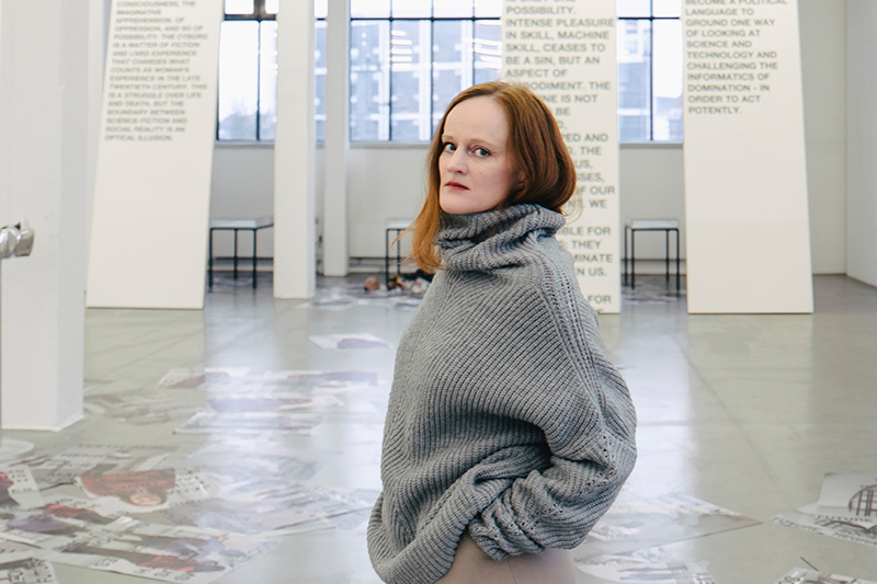 Künstler Hamburg macht junge künstler groß kunstdirektorin bettina steinbrügge vom