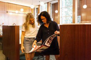 Alles auf neu: Wie Claudia Fischer-Appelt mit ihrer Kreativagentur durchstartet