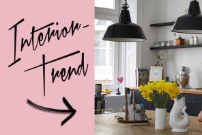 Interior-Trend: Industrielampen