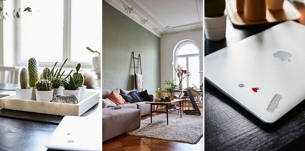 Femtastics-Ariane-Stippa-Wohnzimmer-Laptop