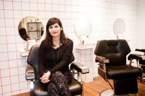Chou Chou Berlin: Leyla Liebrechts Brow Bar in Hamburg
