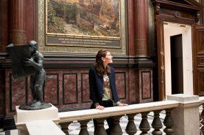 Traumjob Museum: Nora Kathmann von der Hamburger Kunsthalle