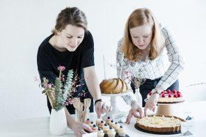 Hej Cake: Hamburgs erste Pop-up-Bakery von Lisa Stehle und Jessica Rinne