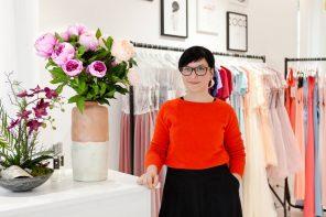Bonnie Blush – der neue Hotspot für Abendmode