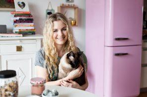"""Vegane Ernährung ist meine Leidenschaft"": Redakteurin Elisa Brunke"