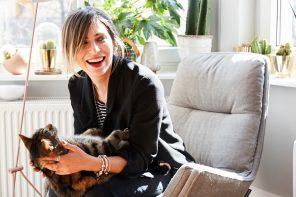Mode, Meinung, Miezen –Bloggerin Masha Sedgwick
