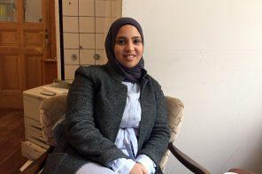 Juristin Hanan Kayed vermittelt Flüchtlinge in WGs