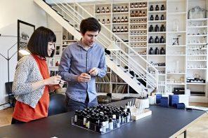 Sie designen die Luft: Shizuko Yoshikuni und Manuel Kuschnig von Aoiro Airdesign
