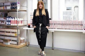Sie kreiert die Haarfarben von morgen –Coloristin Lesley Jennison