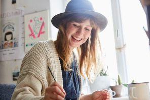 Von Camping bis California – Illustratorin Sarah Neuendorf aka Gretas Schwester