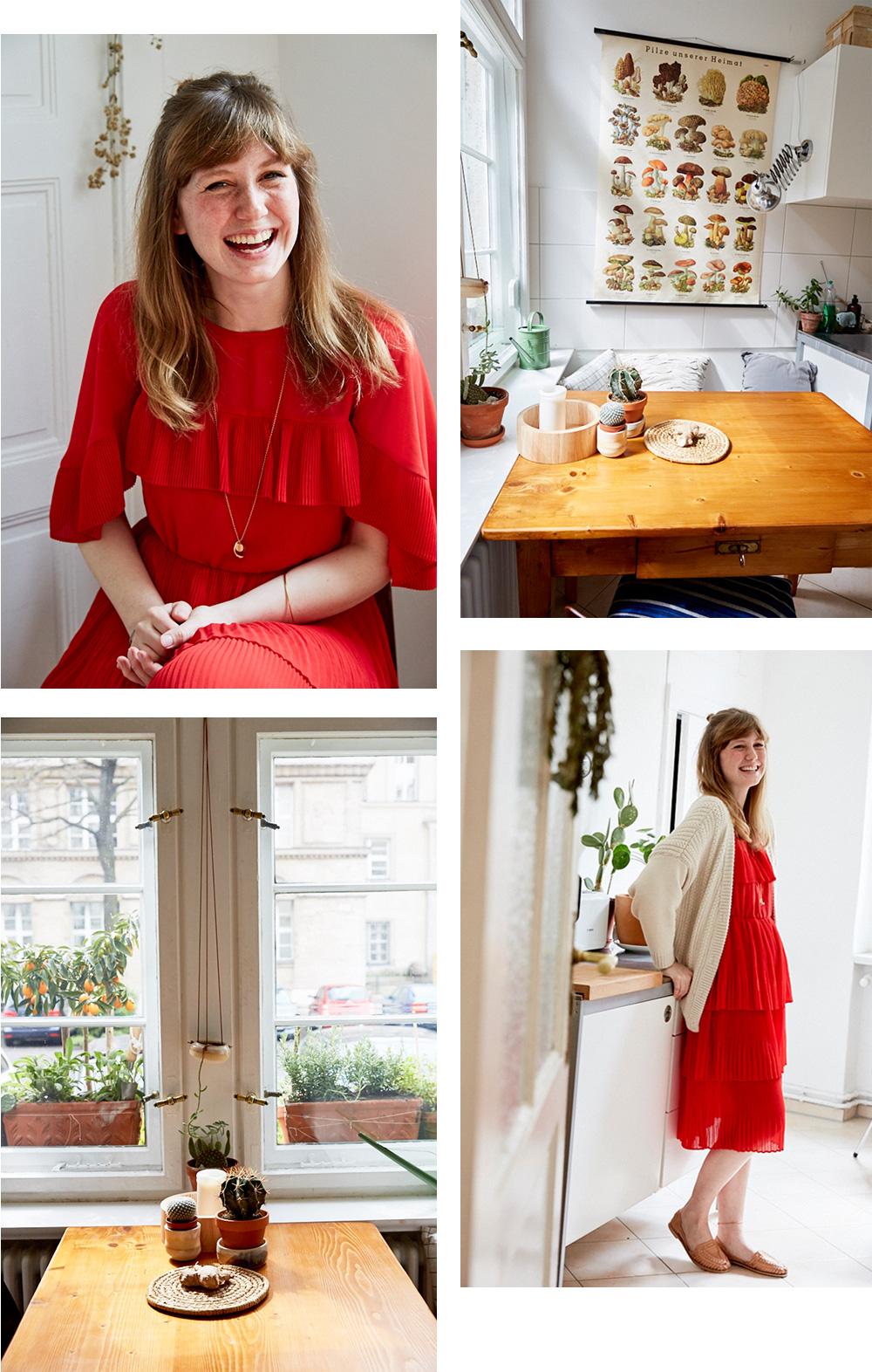 femtastics-Sarah-Neuendorf-rotes-Kleid-Mint-Berry