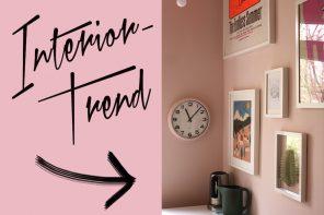 Interior-Trend: Rosa