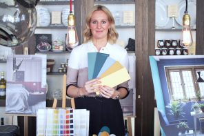 """Gelb ist die neue Wandfarbe"" – Farbexpertin Ruth Mottershead"