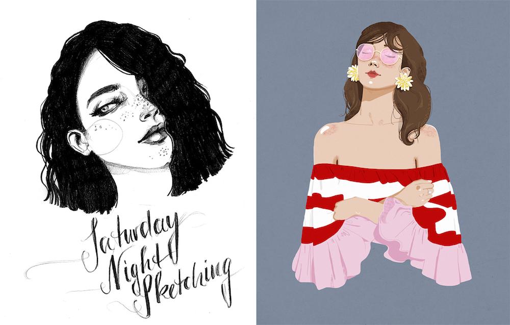 Nicole-Gebel-Illustrationen