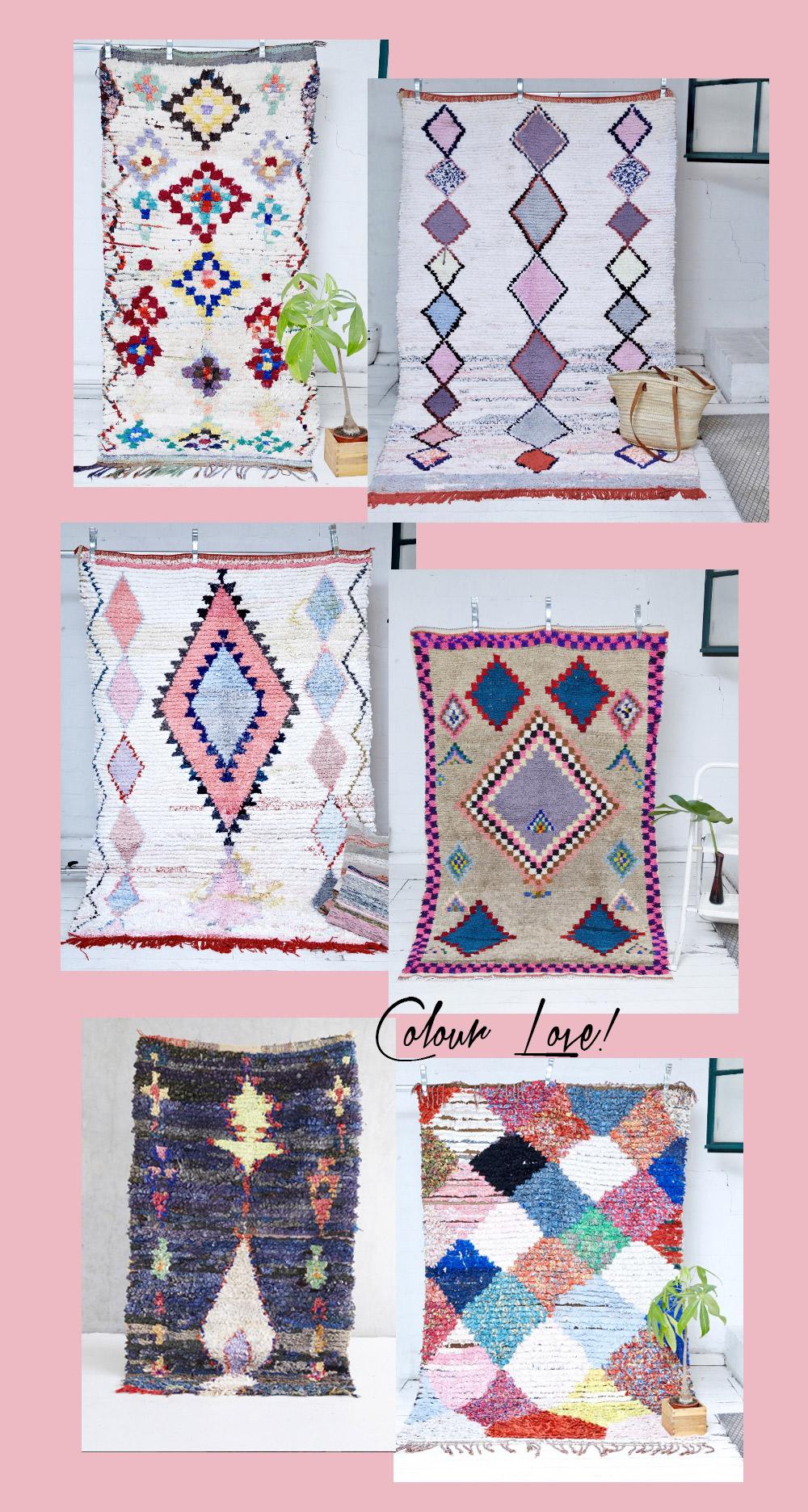 femtastics-Interior-Trend-Bourcherouite-Teppiche-on-the-rugs
