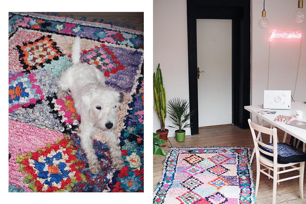 femtastics-On-the-rugs-Boucheroite-Teppich