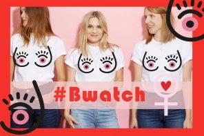 #Bwatch: über Brustkrebsfrüherkennung informieren!