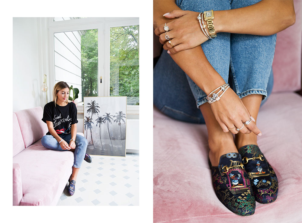 femtastics-Aylin-Koenig-Gucci-Disney-Loafer-Pandora-Disney-Charms