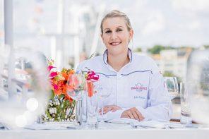 Julia Komp ist die jüngste Sterneköchin Deutschlands