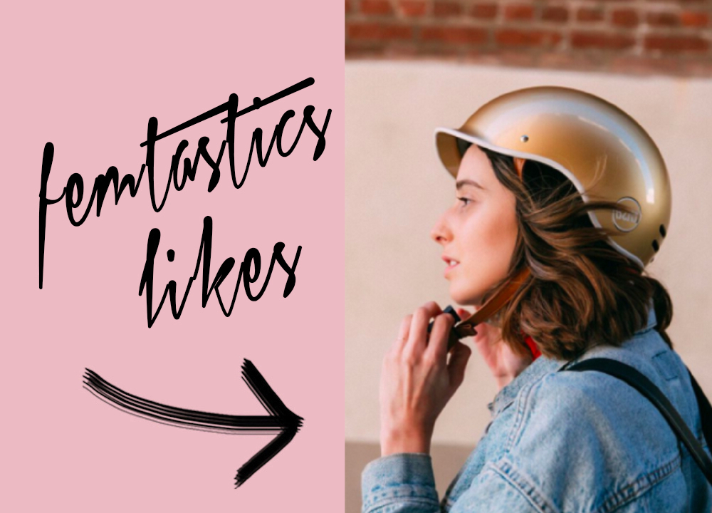femtastics likes: Die schönsten Fahrradhelme