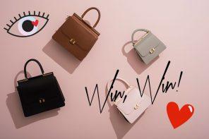 Gewinnt eine Business Bag von Maison Héroïne