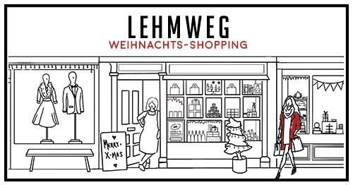 Lehmweg Weihnachts-Shopping