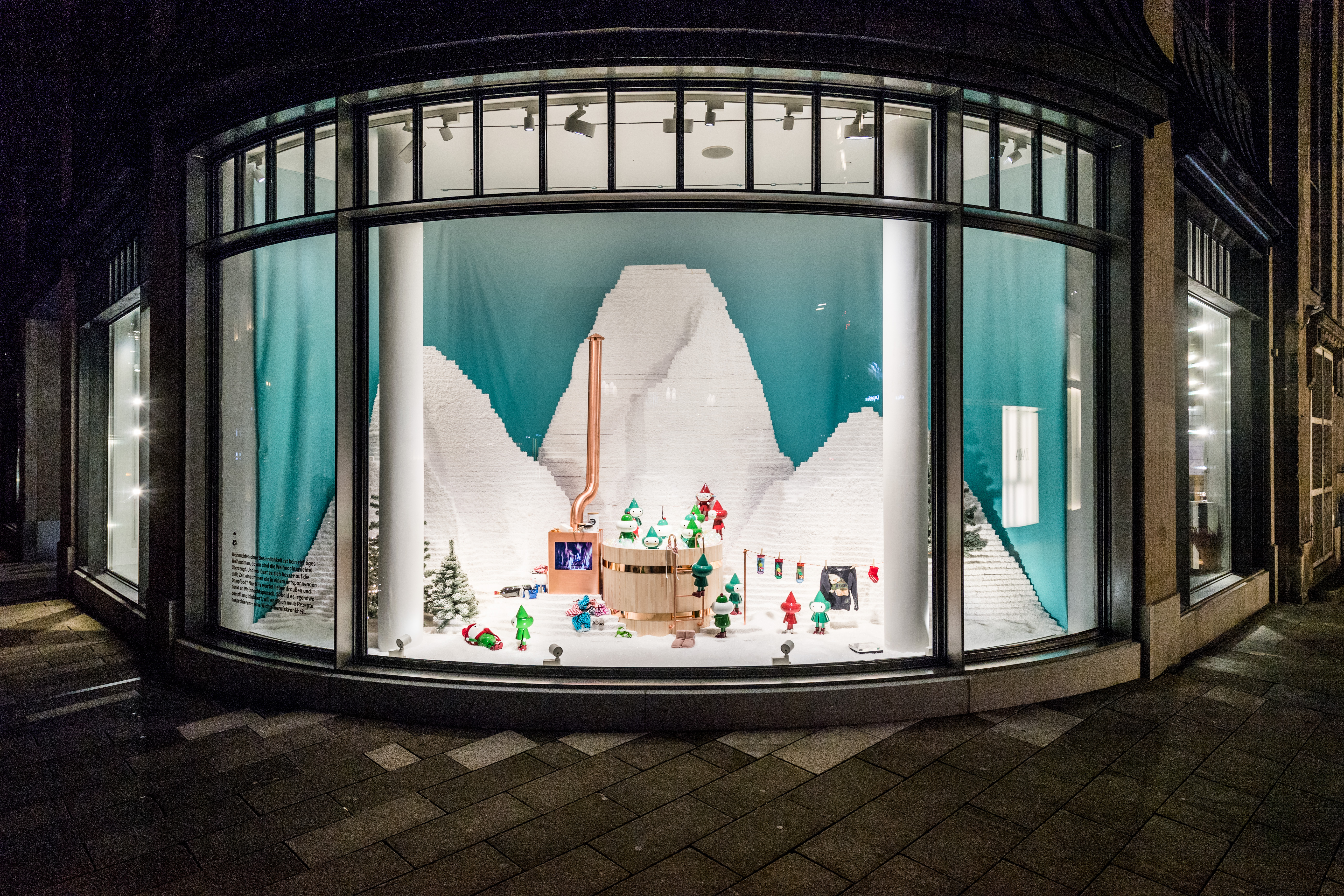 Christmas windows at Alsterhaus_2017 (8)