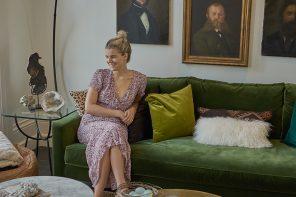 A New York Girl in London: Kelly Vittengl vom Teppich-Label Frances Loom