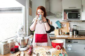 """Plätzchen-Session mit Foodbloggerin Jasmin Krause aka """"Küchendeern"""""""