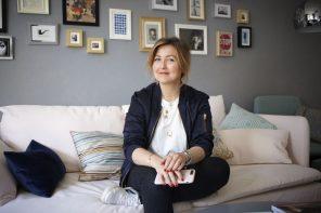 Sie brennt für die Mode: Redakteurin Anastasia Velminski