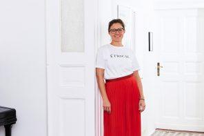 Eine Depression führte zum Traumjob: Julia Haneke vom Regal-Label Stocubo