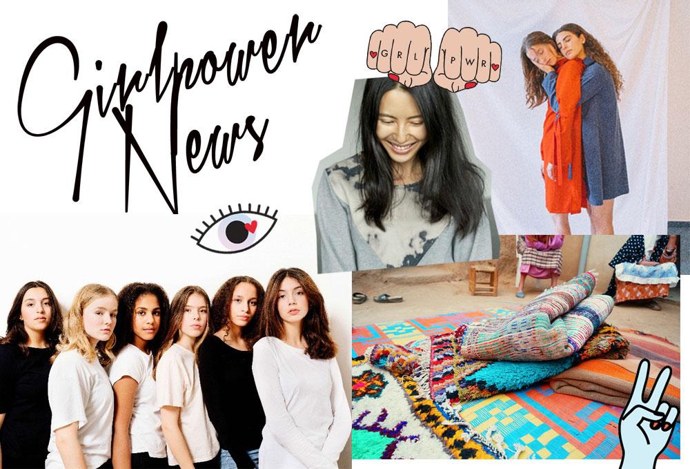 girlpower news kw 7 femtastics. Black Bedroom Furniture Sets. Home Design Ideas