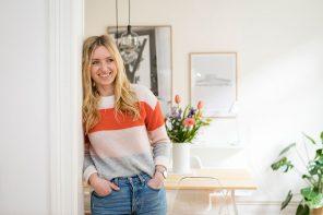 Sarah Ramroth hat sich das perfekte Wohnglück geschaffen