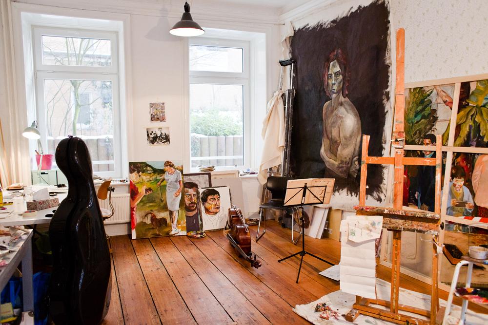 Femtastics-Clara-Dittmer-Kunst-Atelier-Hamburg