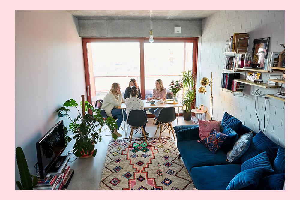 Happy girl gang appreciation day marie jaster und ihre for Wohnung design studium