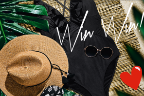 Ready for the Beach: Gewinnt coole Beachwear für euren Sommerurlaub!