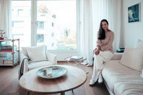 Mia Vadasz mischt stilvoll Zürichs Shopping-Welt auf